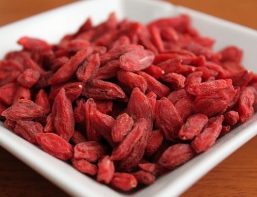 High Antioxidant: Goji Berries