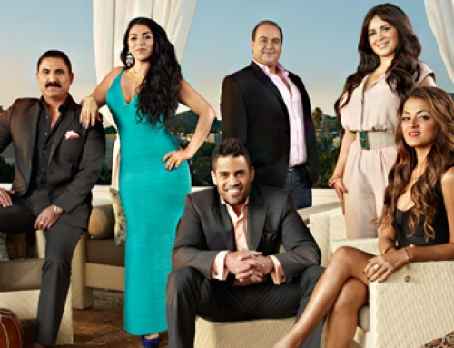 "Bravo's new show: ""Shahs of Sunset"""