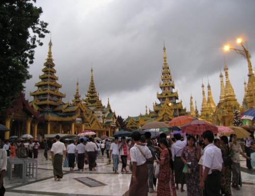 Thinking of you Burma rant