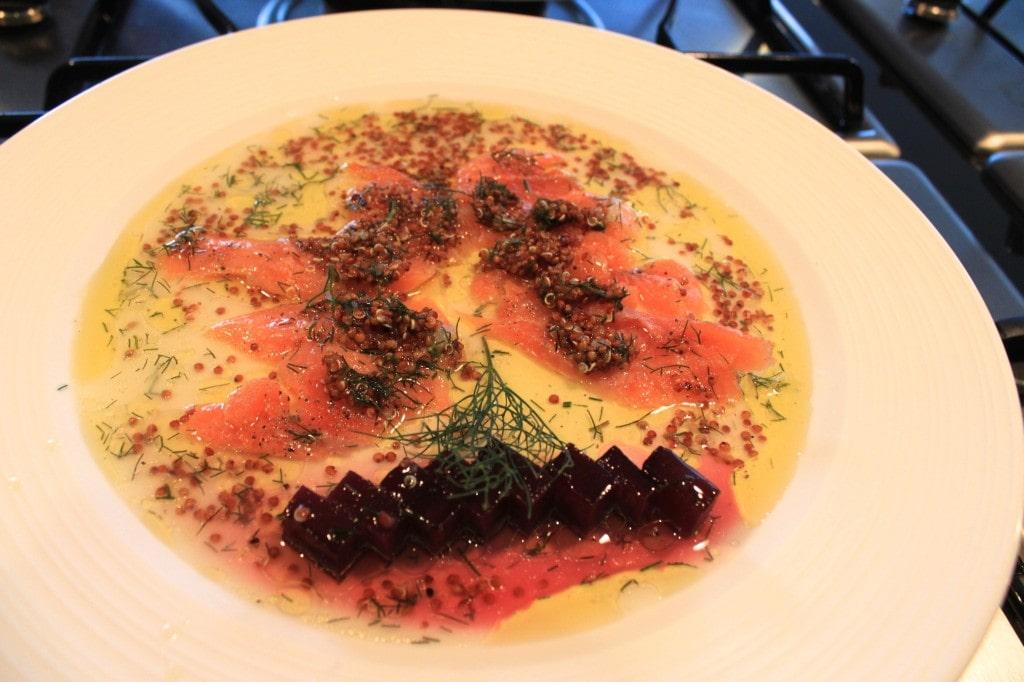 Fish Tiradito Recipe