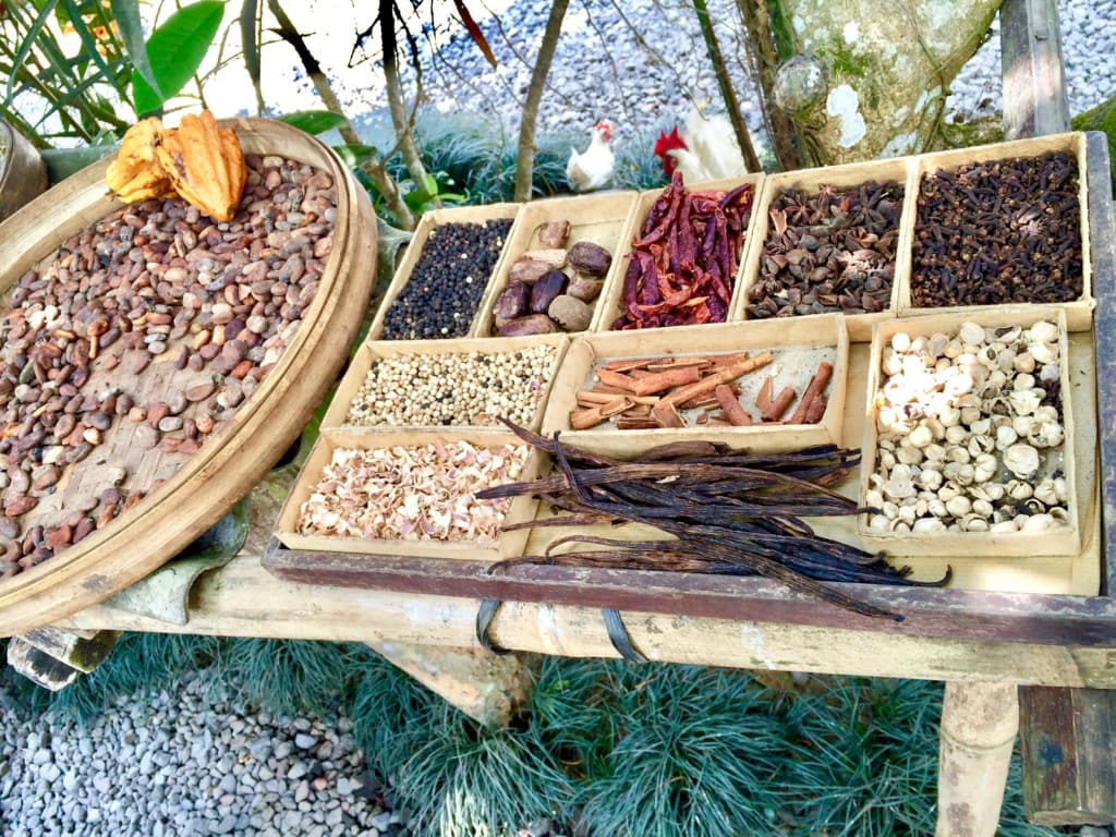Spices of Ubud
