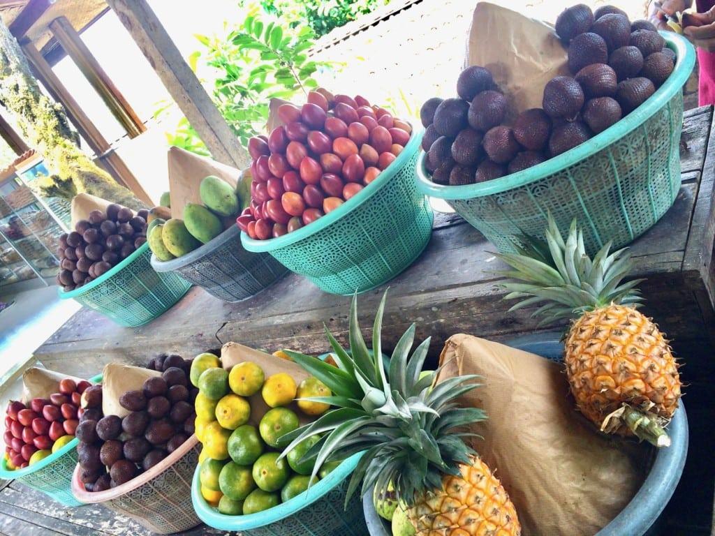 Fruits Bali
