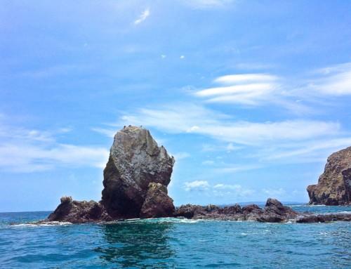Island Touring in Loreto, Mexico