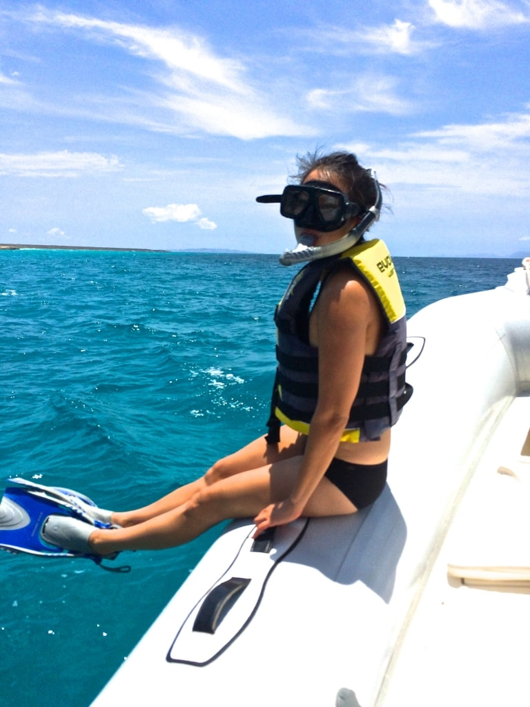 Snorkeling Loreto Mexico