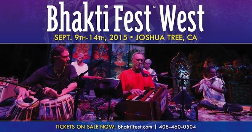 Bhakti Fest Joshua Tree