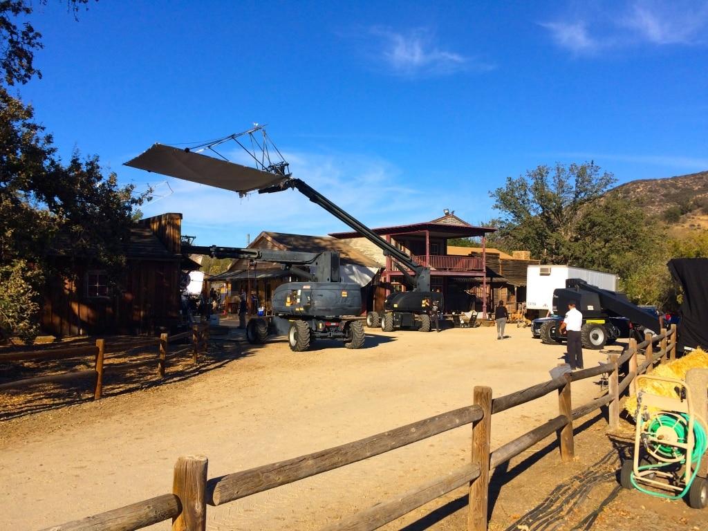 Paramount Studios Conejo Valley