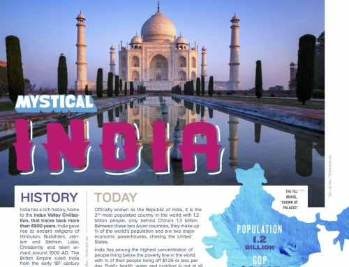 Published: Mystical India