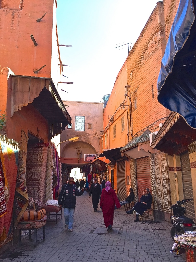 Old Souks of Marrakesh