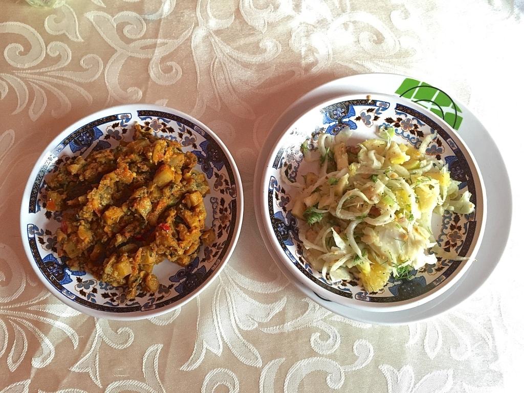 Khadija Kuzina Cooking Class in Essaouira