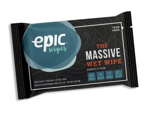 Travel Product Review: Epic Wipes
