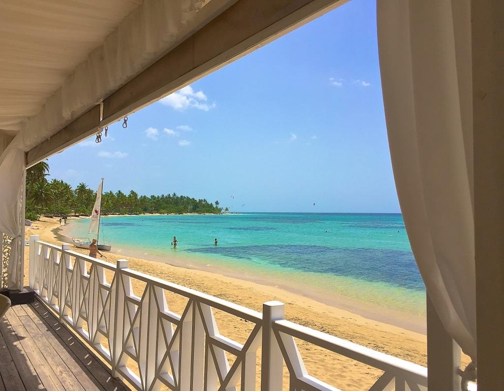 Bahia El Portillo Samana Dominican Republic