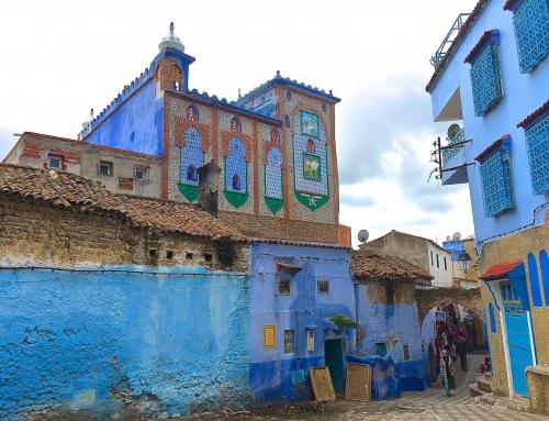 Morocco's Blue City: Chefchaouen