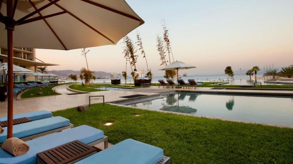 Kempinski Hotel Aqaba Red Sea POOL