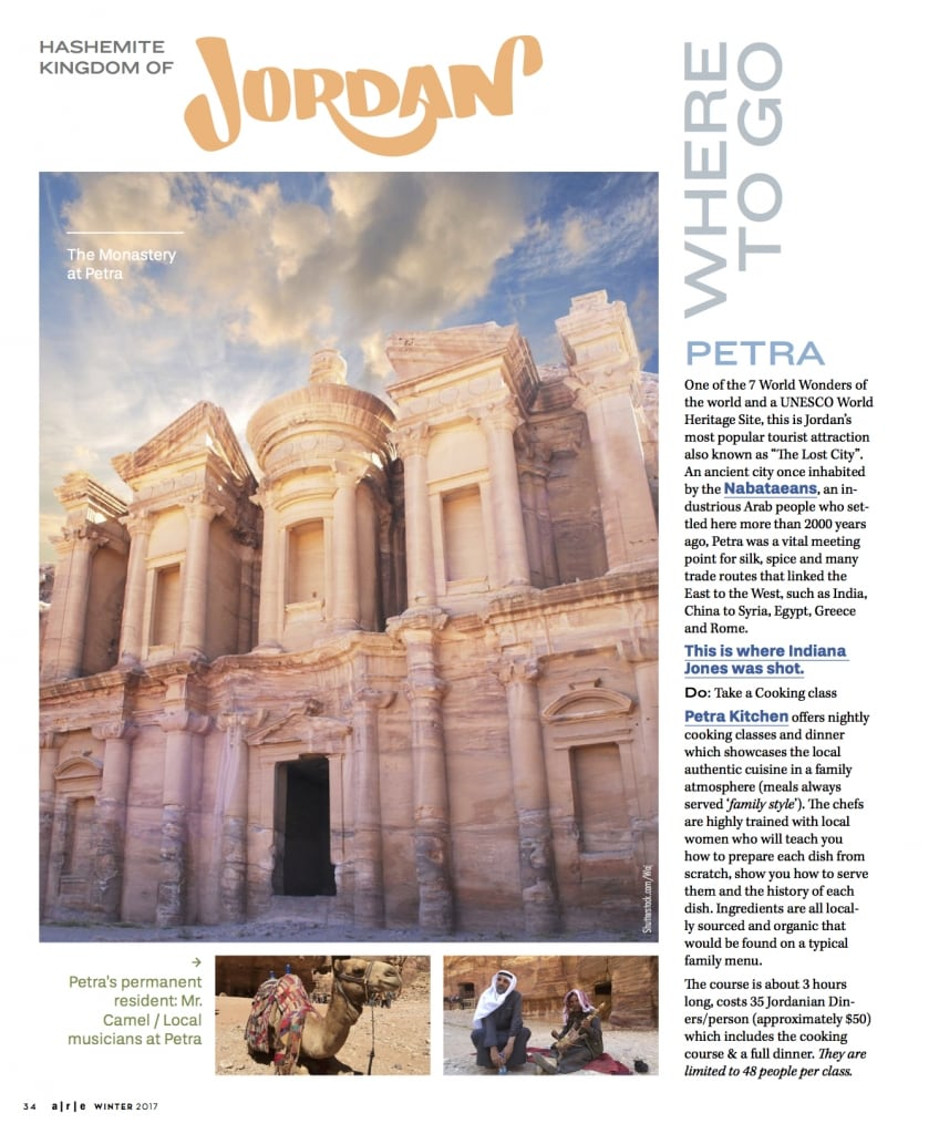Where to Travel in Jordan