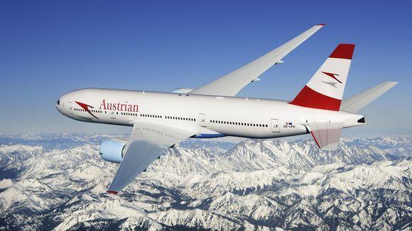 Austrian Air LAX