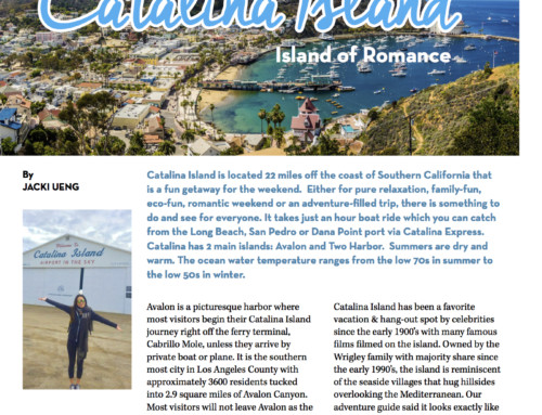 Catalina lsland: Island of Romance