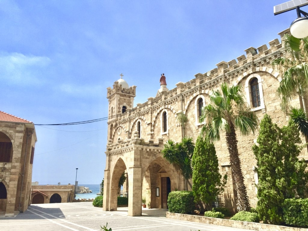st. estephan church lebanon