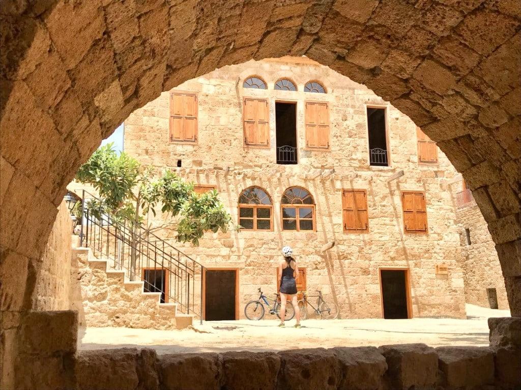 biking tour of batroun