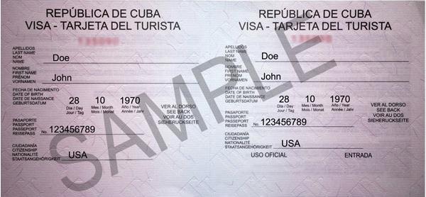 cuba visa service for americans