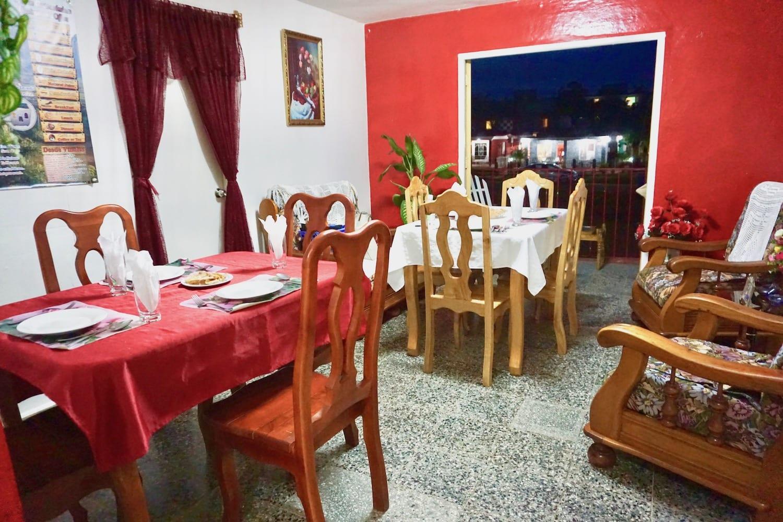 casa particular vinales