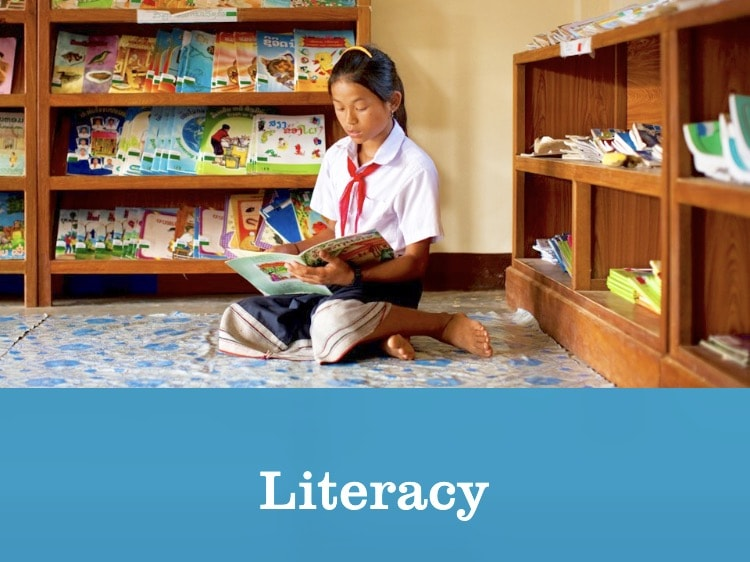Room to Read Literacy Program