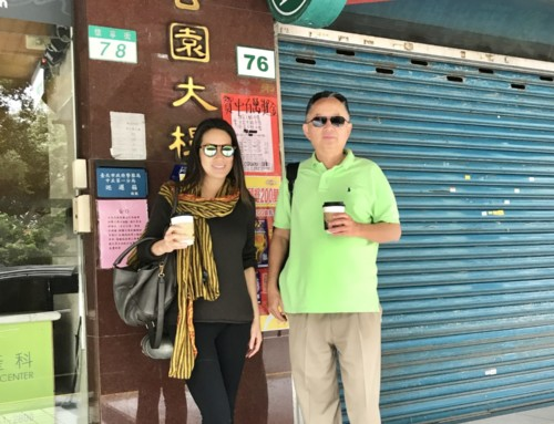 My Dad's Coming Home to Taiwan Tour