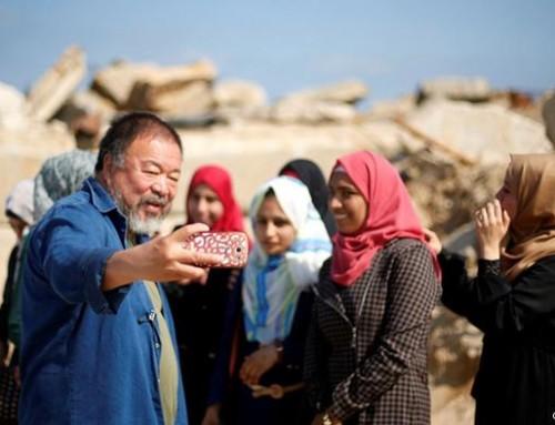 """Ai WeiWei """"Human Flow"""" Film Screening"""