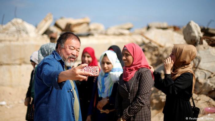 """Ai WeiWei """"The Human Flow"""""""