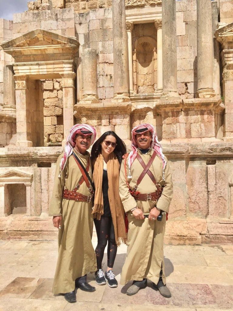Jerash Jordan Travel Blog