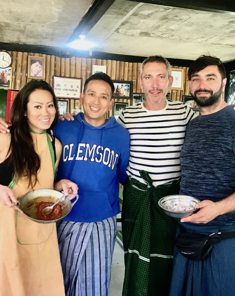 Inle Lake Cooking Class