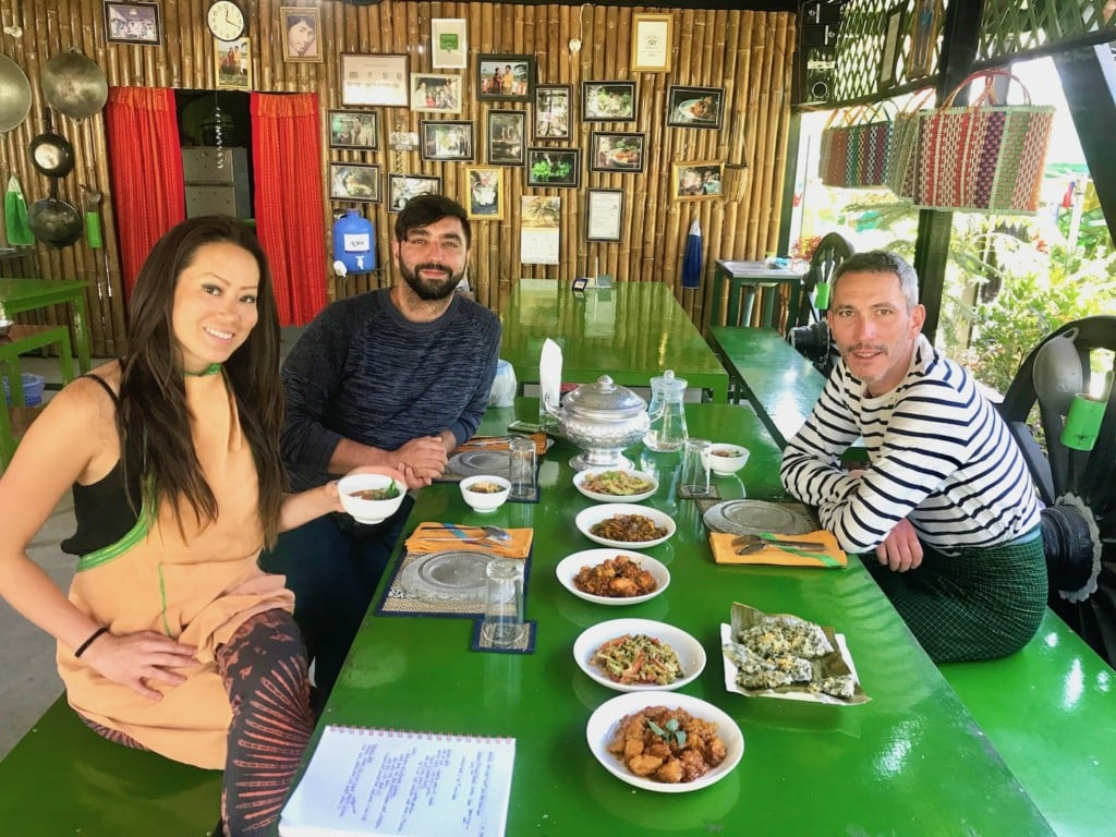 Cooking Class Inle Lake