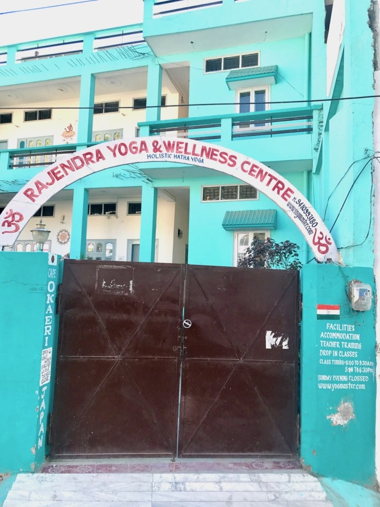 Rajendra Yoga & Wellness Center