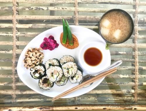 The Japanese Restaurant in Rishikesh
