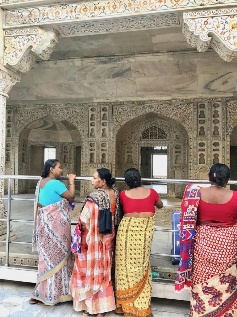 Female Traveller India