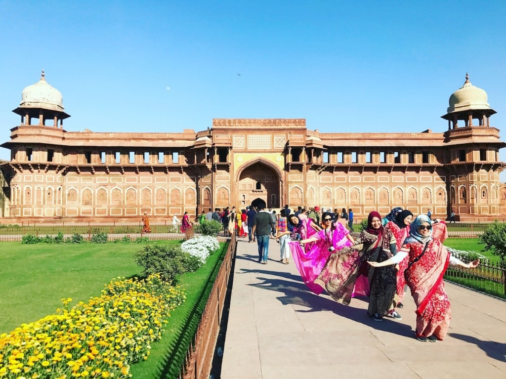 Female Travel in India