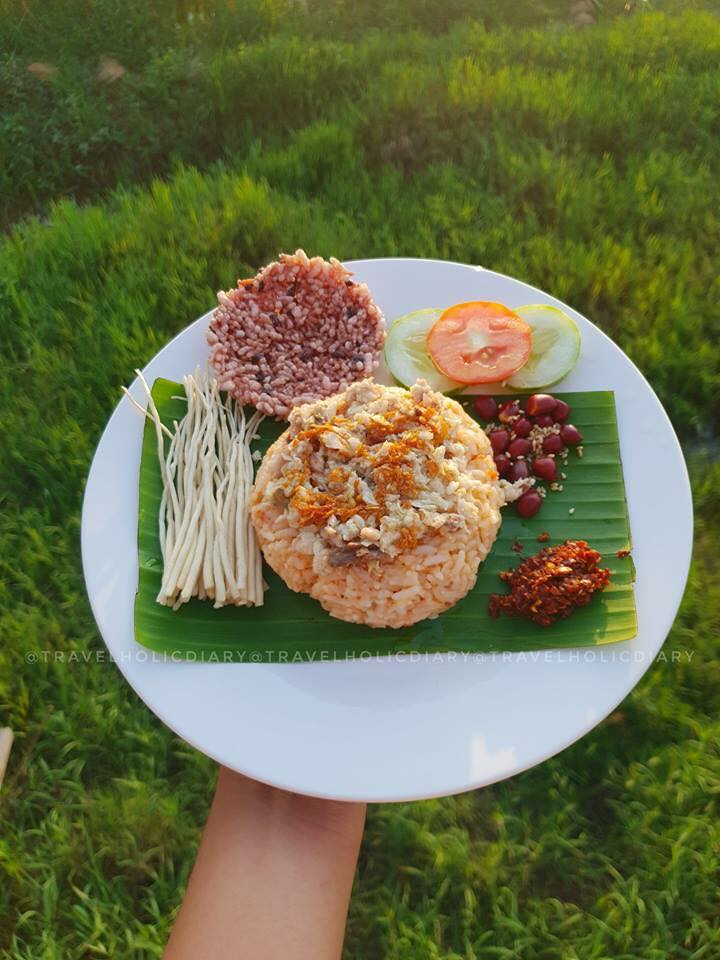 Traditional Food in Inle Lake
