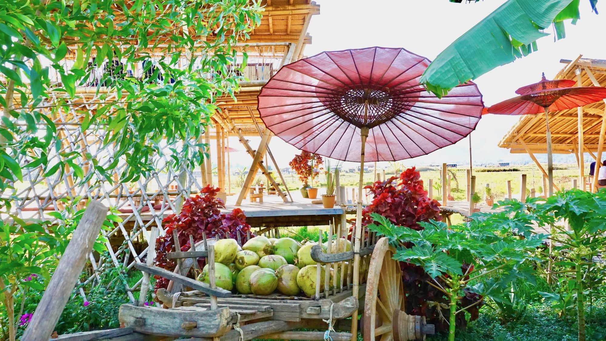 best restaurants inle lake