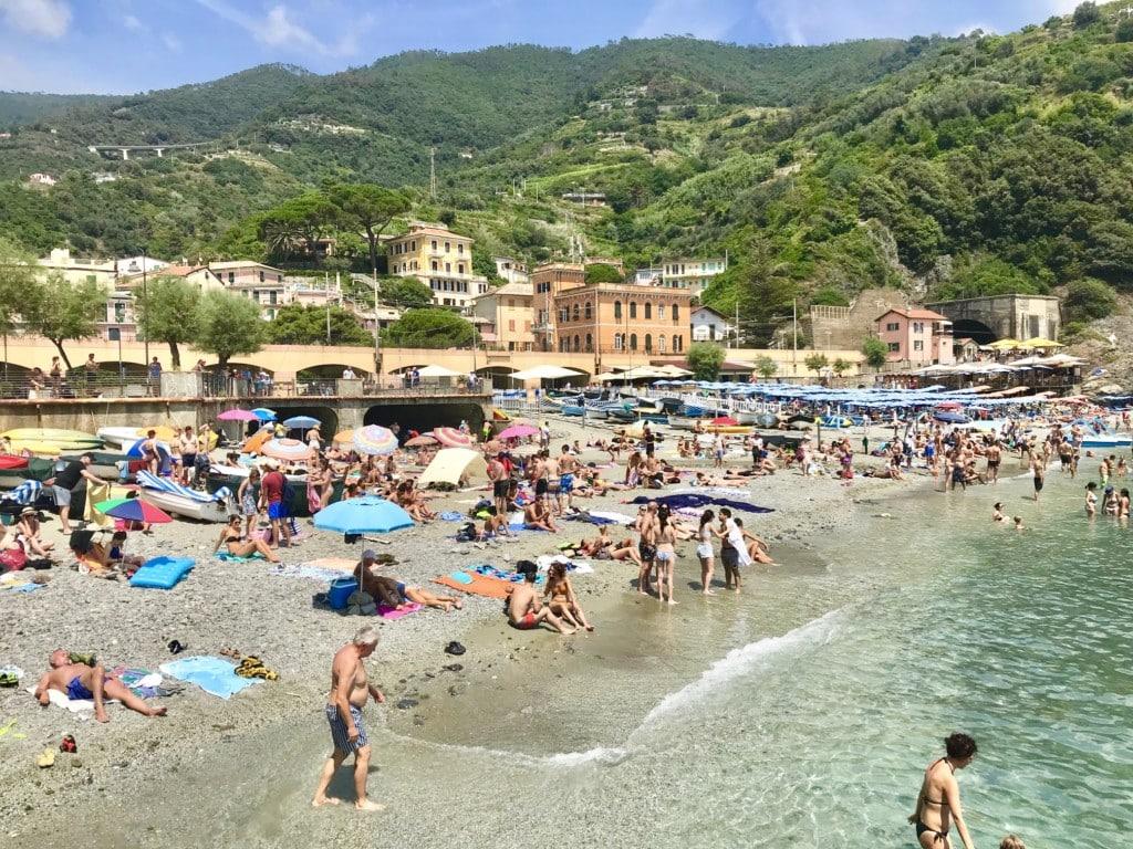 Monterosso Beach Cinque Terre