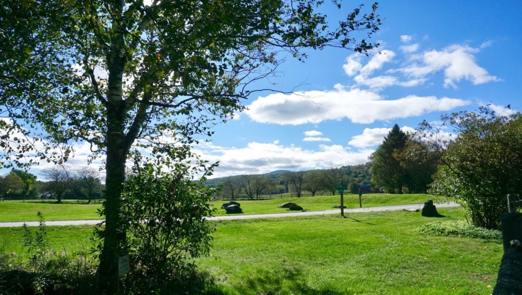 where to hike in stowe