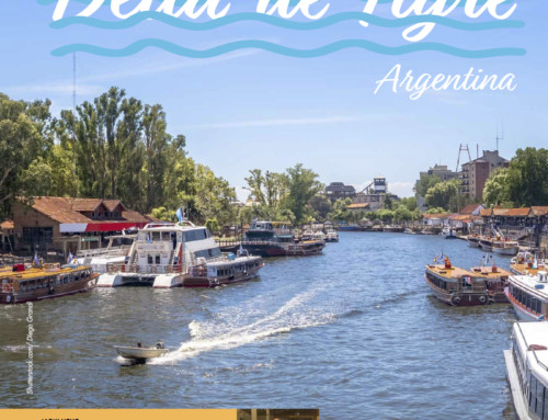 A Day in the Delta de Tigre, Argentina