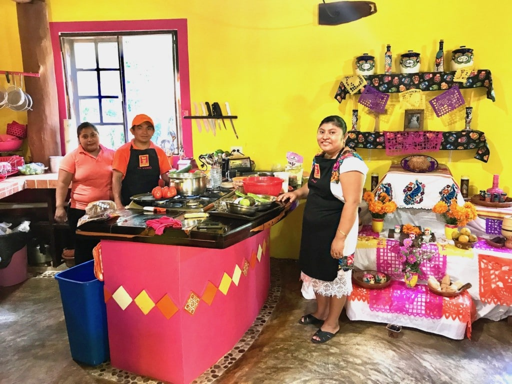best cooking class in mexico