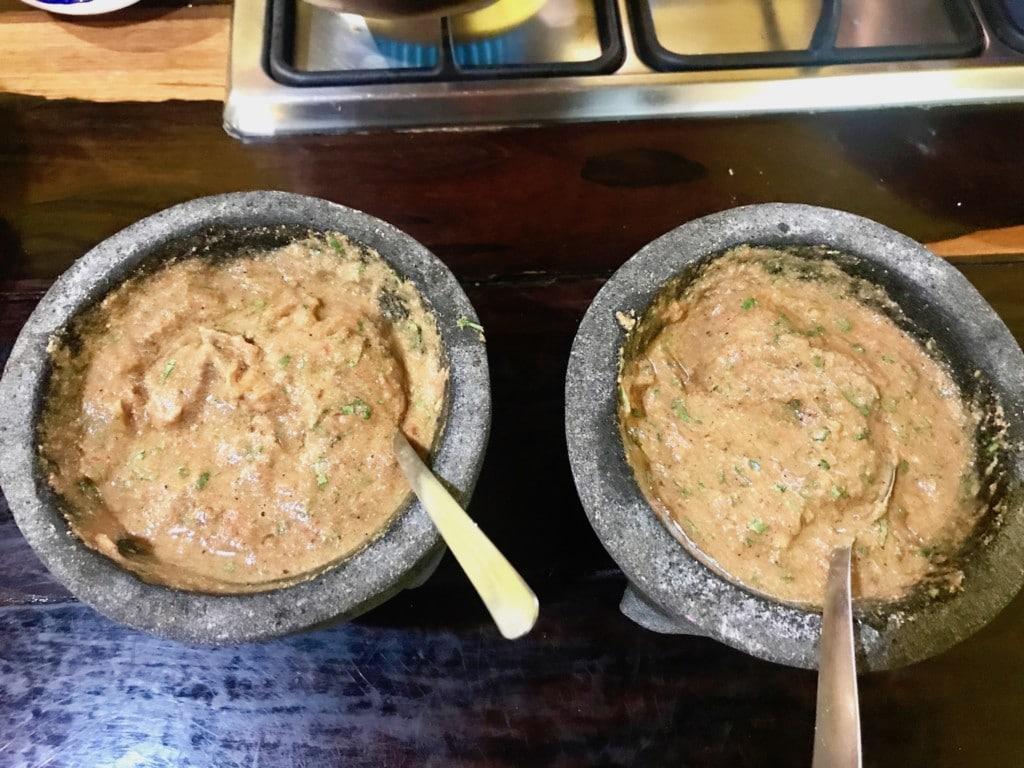 Salsa Sikilpak recipe