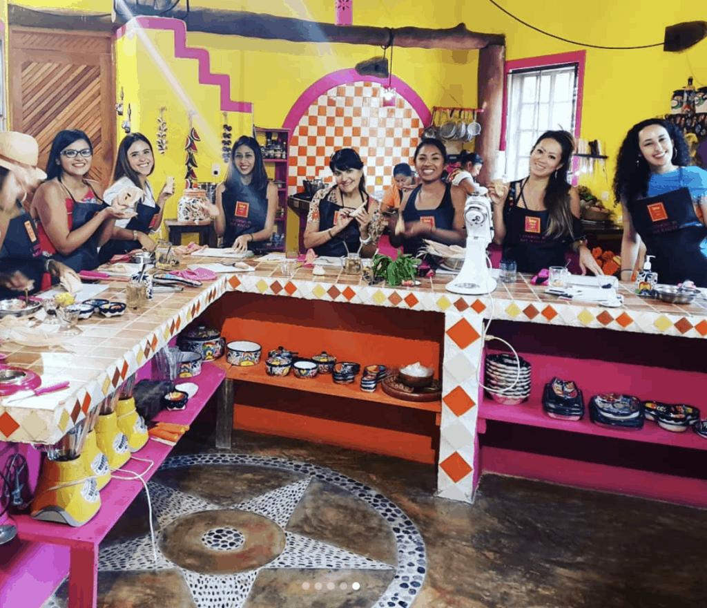 best cooking class in cancun