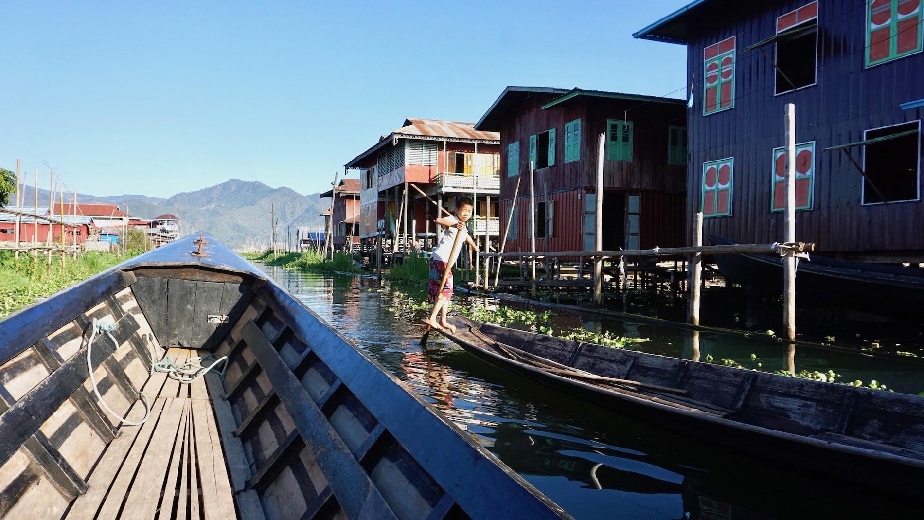 boat tour inle lake