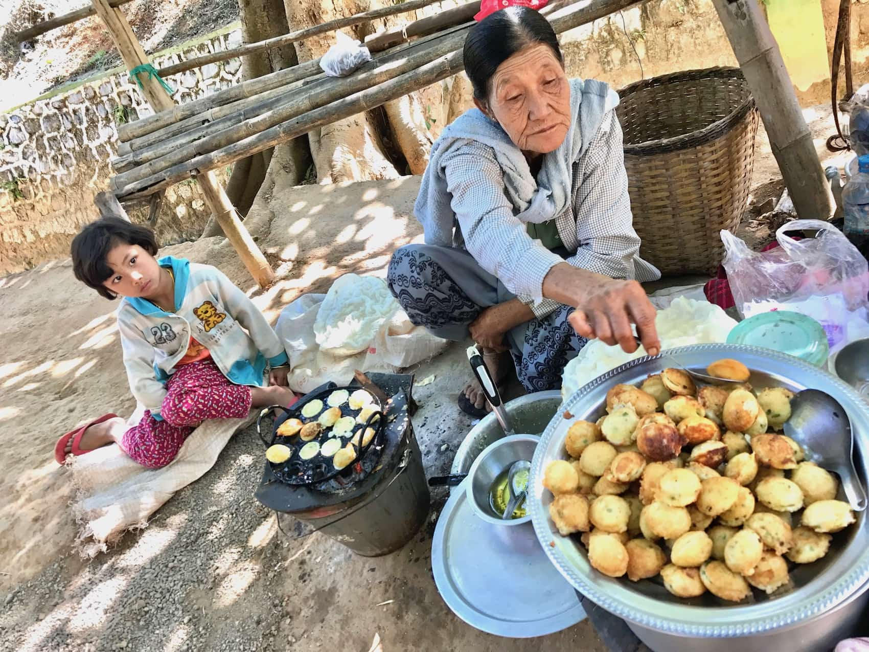 what to eat in inle lake