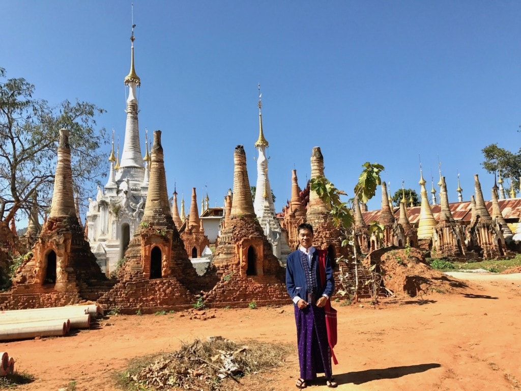 best tour guide in inle lake