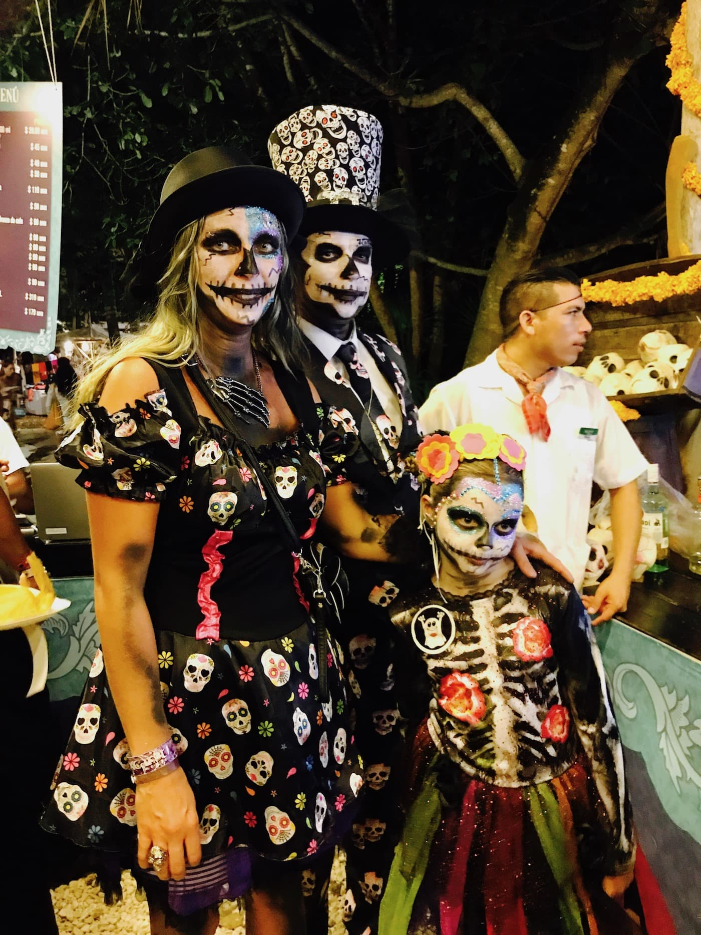 day of the dead cancun