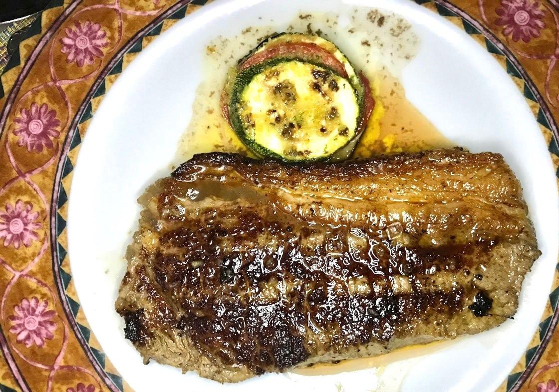 food at hotel riu palace playacar