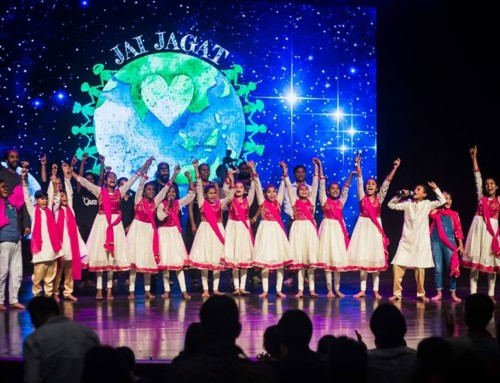 Jai Jagat Tour Spreading Love from India to the US