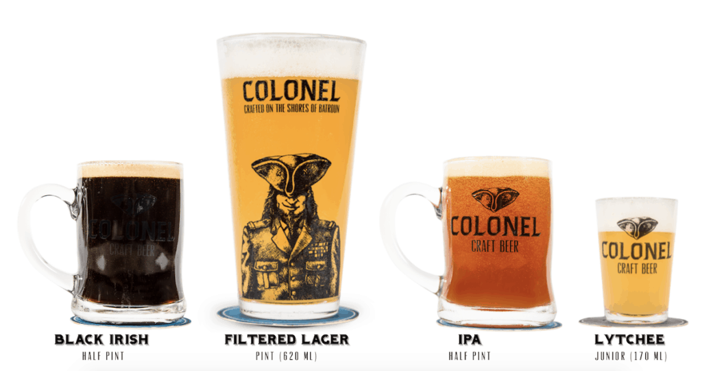 colonel brewery